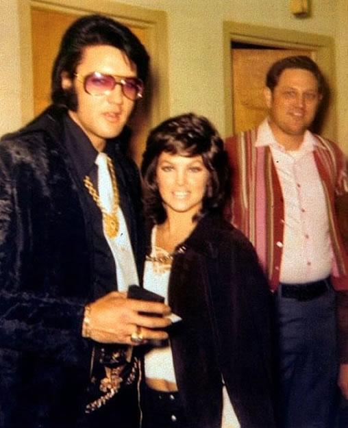Elvis Presley : Tupelo : December 29, 1970.