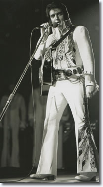 Elvis Presley : June 10, 1975.