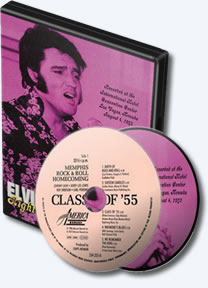 'Class of 55' DVD FREE with the 'Right By Your Side' DVD. 50 Numbered Copies.