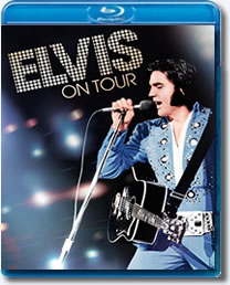 Elvis on Tour Blu-Ray