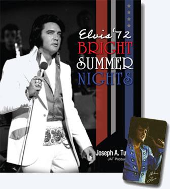 Elvis '72, Bright Summer Nights book.