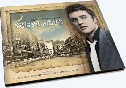 Review : Elvis Presley's Memphis Book
