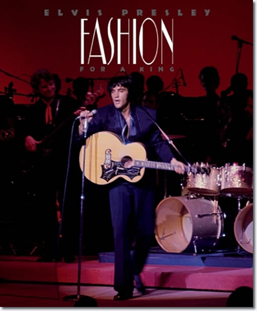 Fashion For A King : 512 page Hardcover book From FTD : Released In August