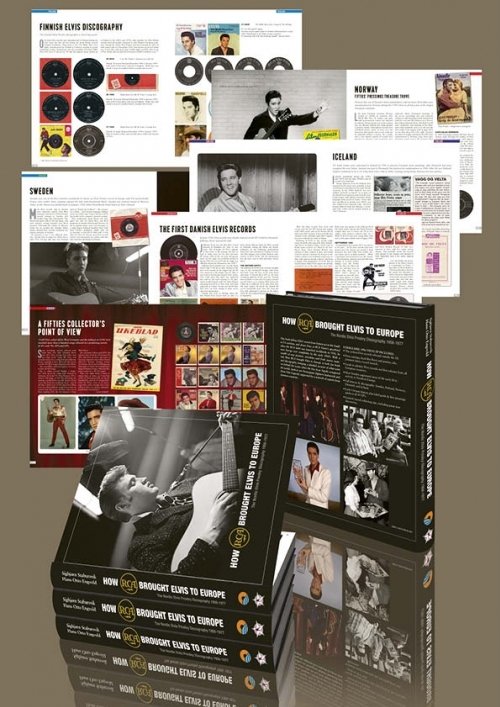 'How RCA Brought Elvis To Europe' from FTD Books.