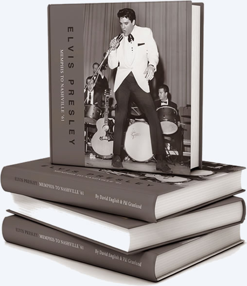 Memphis To Nashville '61 Book incl. CD from FTD