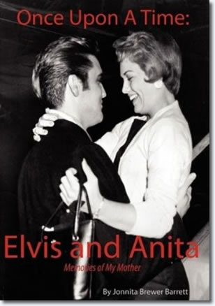 Once Upon A Time: Elvis and Anita Book