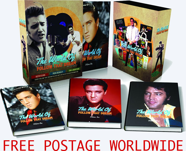 The World Of Follow That Dream 3 Book Deluxe Set.