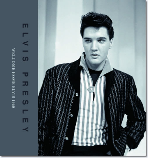 Welcome Home Elvis : FTD Book.