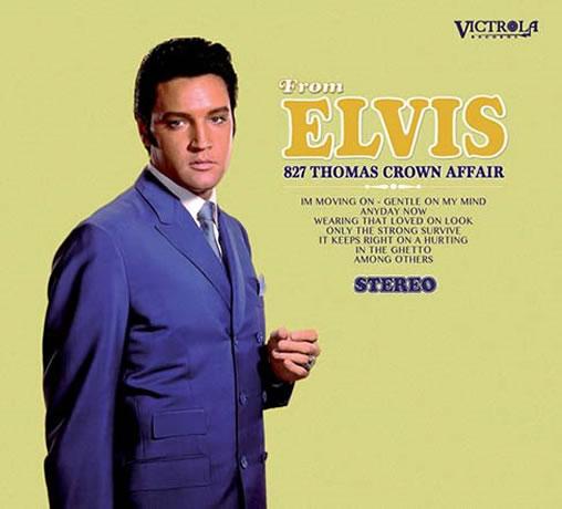 '827 Thomas Crown Affair' CD.
