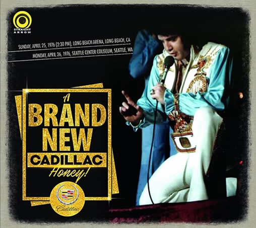 'A Brand New Cadillac, Honey!' 2 CD-set.