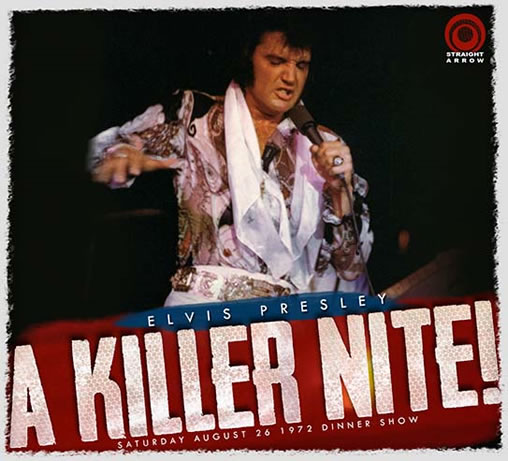 'A Killer Nite!' CD.