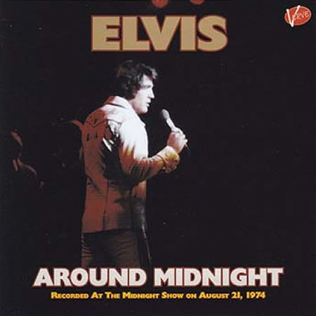 'Around Midnight' : Las Vegas, Feb.23, 1973 Dinner Show CD