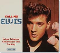 Calling Elvis CD.