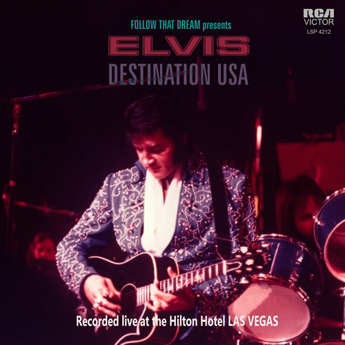 The alternate cover art. Supplied by Robert Frieser. Destination USA FTD 2 CD.