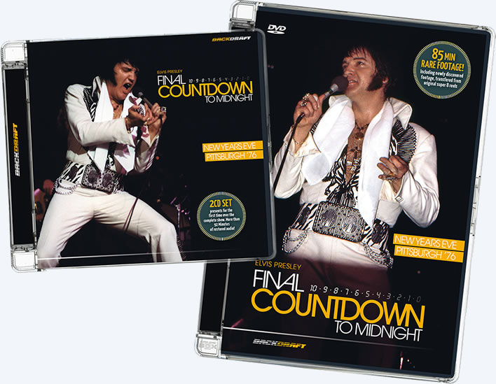 Backdraft to release 2 'Super Jewel Case' Deluxe Versions Of 'Final Countdown To Midnight'