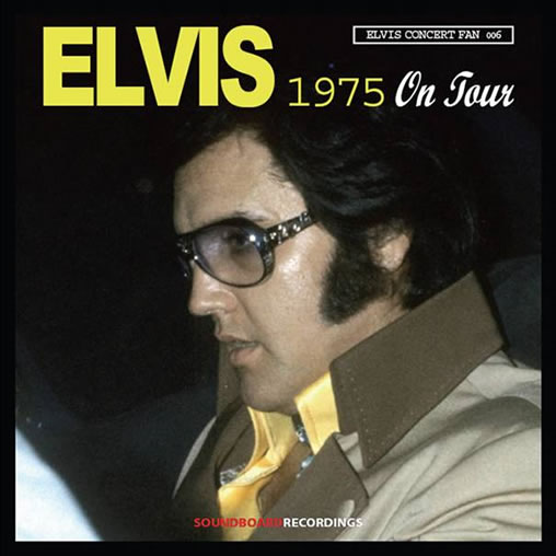'Elvis 1975 On Tour' 2 CD-set