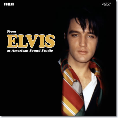 Elvis At American Sound Studio 2 CD Set.