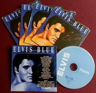 Elvis Blue CD.