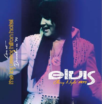 'Elvis Closing Night 1975' CD