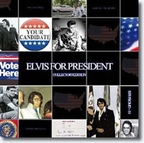 Elvis for President CD.