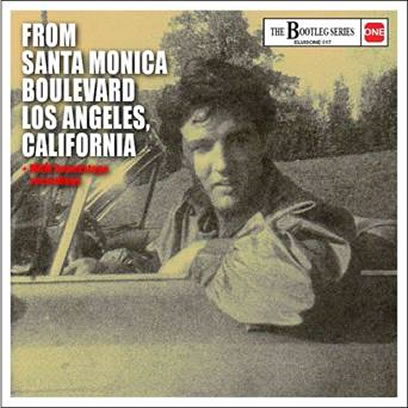 'Elvis : From Santa Monica Boulevard Los Angeles, California' CD