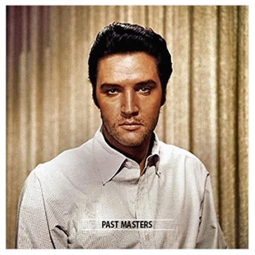 Elvis Presley: Past Masters CD.