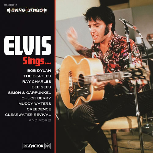 'Elvis Sings ...' CD.