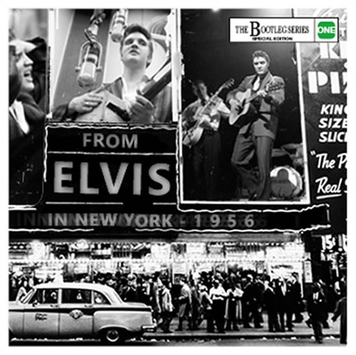 From Elvis In New York - 1956 CD.