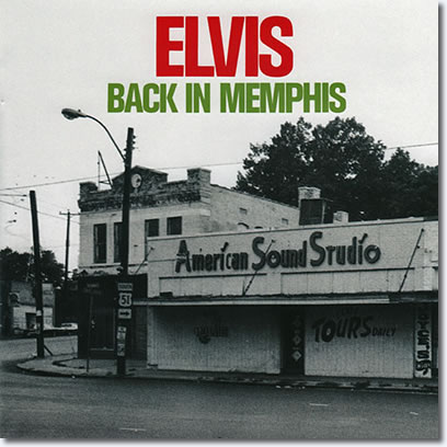 Back In Memphis Booklet Cover.