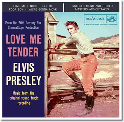 "Love Me Tender 2 CD 7"" Classic album from FTD"