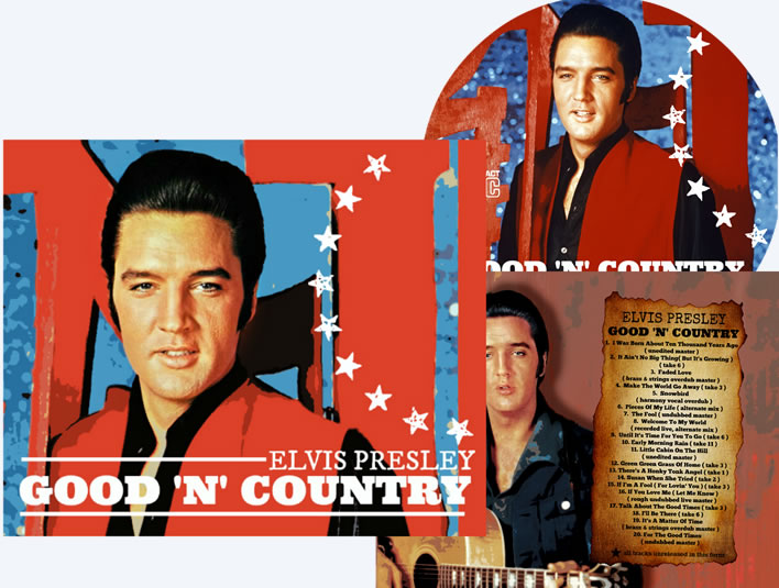 'Good 'n' Country' CD.