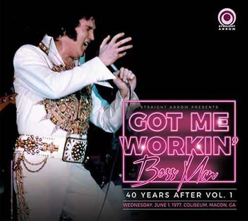 Got Me Workin' Boss Man - 40 Years After Vol. 1 CD.