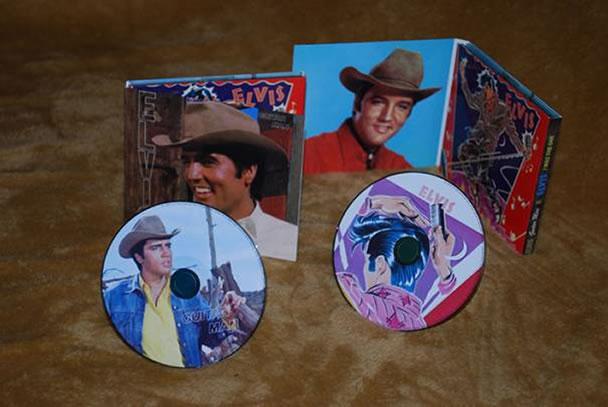 'Elvis : Guitar Man' & 'Elvis : I Was The One' 2 CD