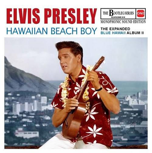 'Hawaiian Beach Boy : The Expanded Blue Hawaii Album II' (Monophonic Sound Edition) CD
