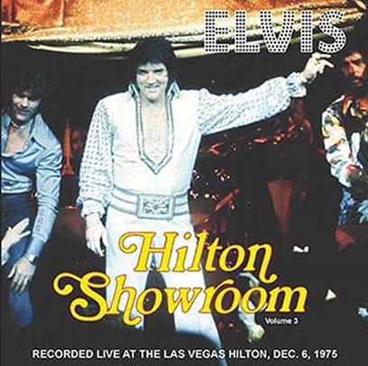 Hilton Showroom Volume 3 CD.