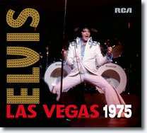 'Las Vegas 1975' double soundboard CD.