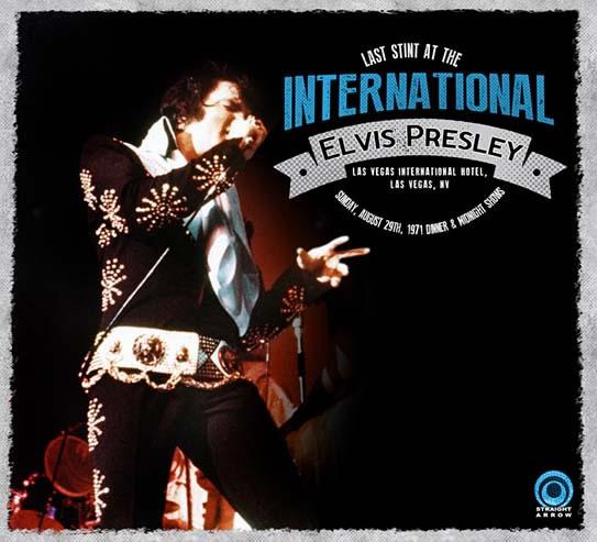 The 'Last Stint At The International' CD from Straight Arrow follows.