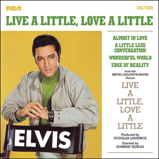'Live A Little, Love A Little' FTD classic album series CD