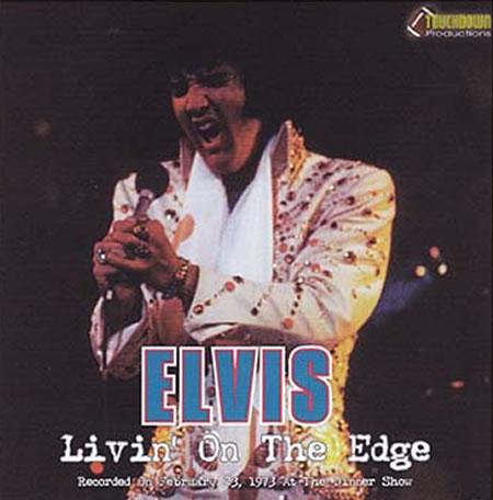 Livin' On The Edge Las Vegas, Feb.23, 1973 Dinner Show 2 CD