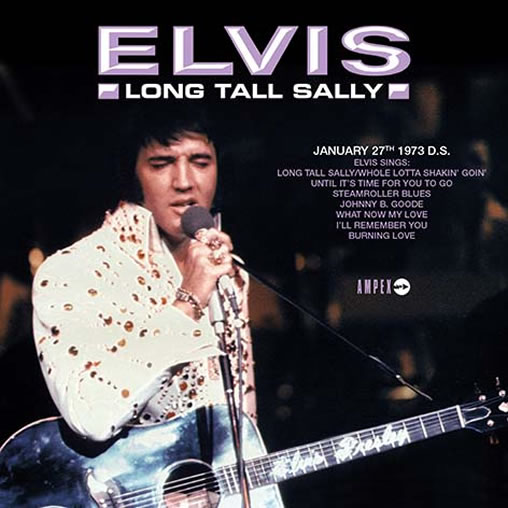 'Long Tall Sally' January 27th, 1973 dinner show CD.