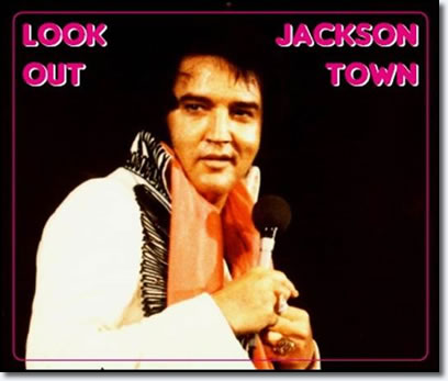 Look Out Jackson Town 3 CD soundboard set.