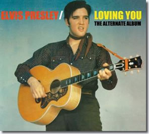 Loving You : The Alternate Album CD.