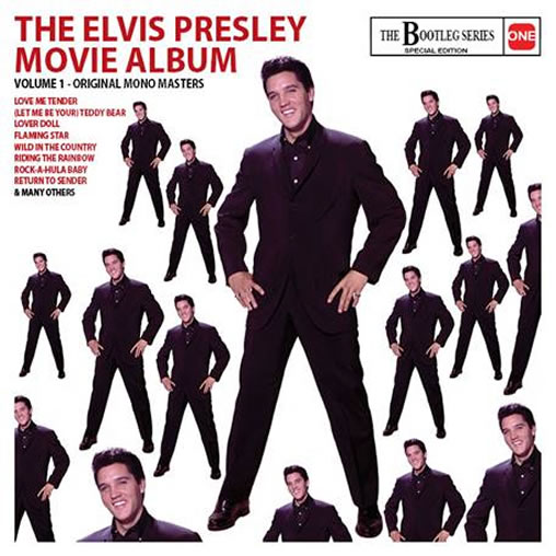 The Elvis Presley Movie Album : Original Mono Masters CD