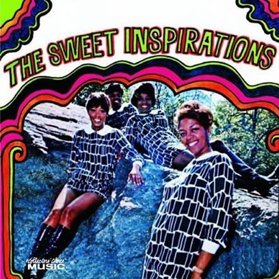'The Sweet Inspirations' CD.