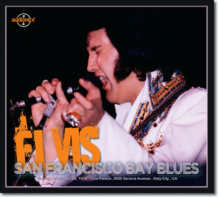 San Francisco Bay Blues : November 28th, 1976 CD from Audionics