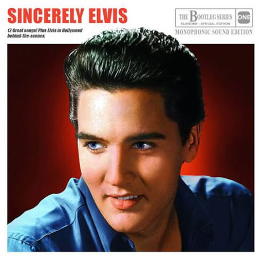 Sincerely Elvis (Monophonic Sound Edition) CD
