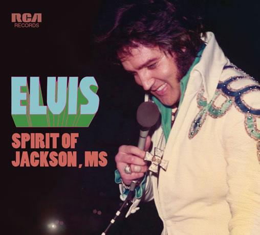 'Spirit Of Jackson MS' 2-CD Set from FTD.