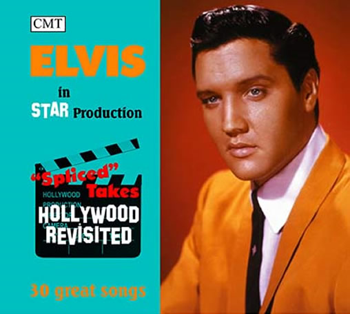 'Spliced takes - Hollywood Revisited' CD.