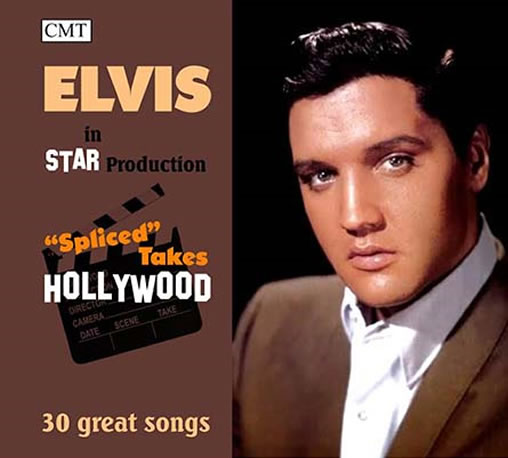 'Spliced takes Hollywood' CD.