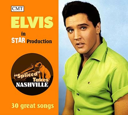 'Spliced takes Nashville' CD.